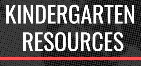 Kindergarten Resource