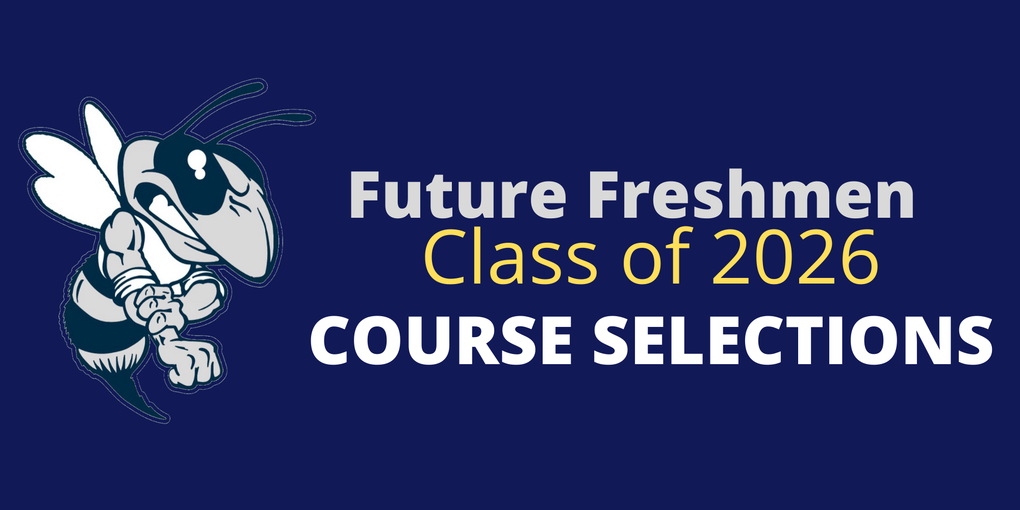 Class of 2024 Course Selection