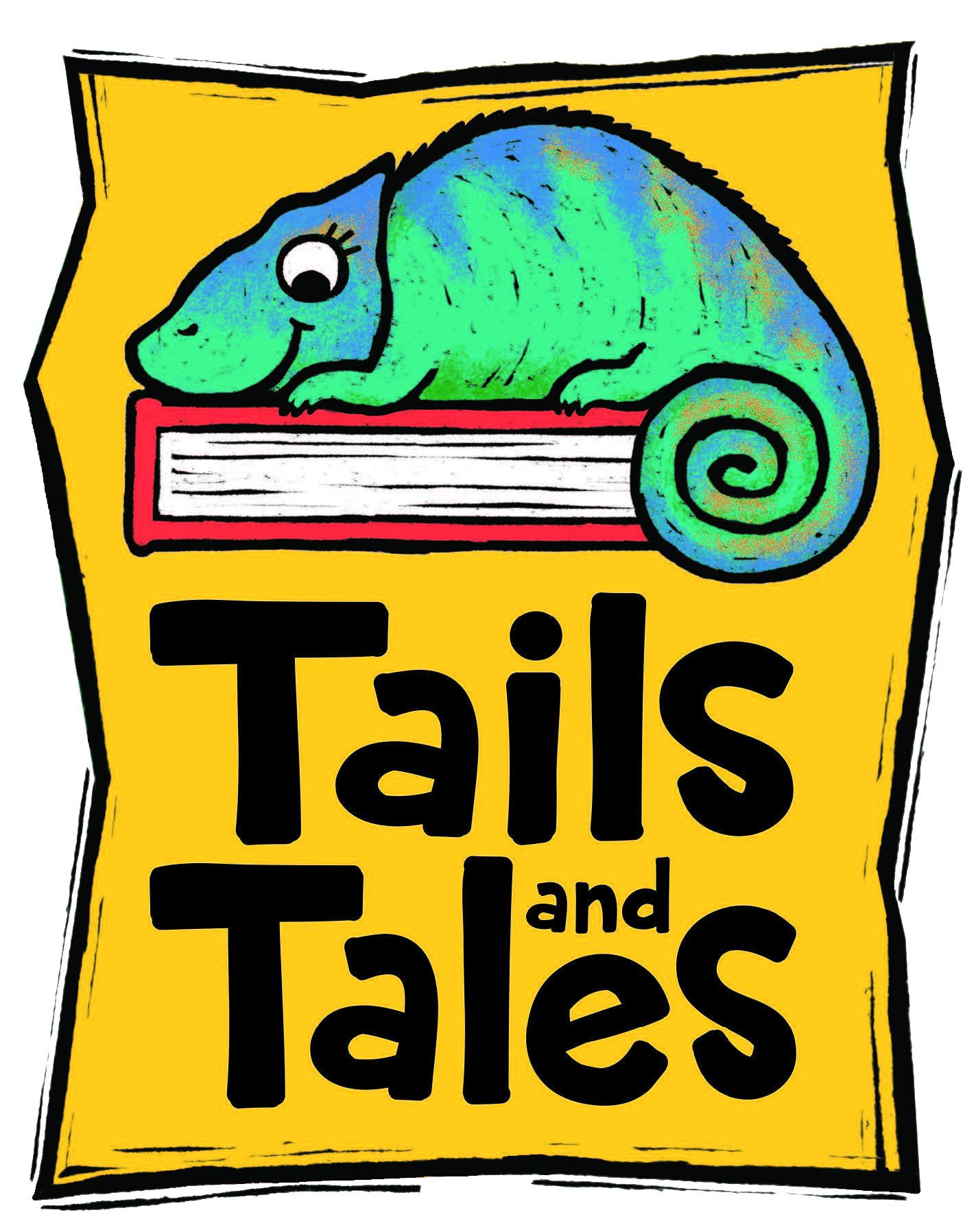CSLP Tails and Tales Summer Reading 2021 Kids slogan image