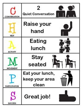 Lunch rules