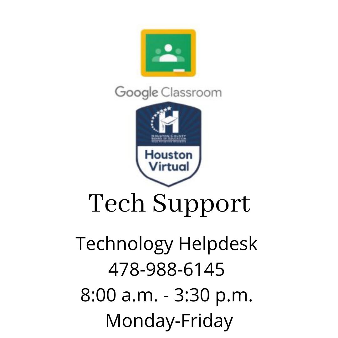 Google Classroom Tech Support
