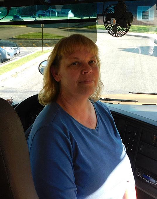 Mrs. T. Jones, Transportation