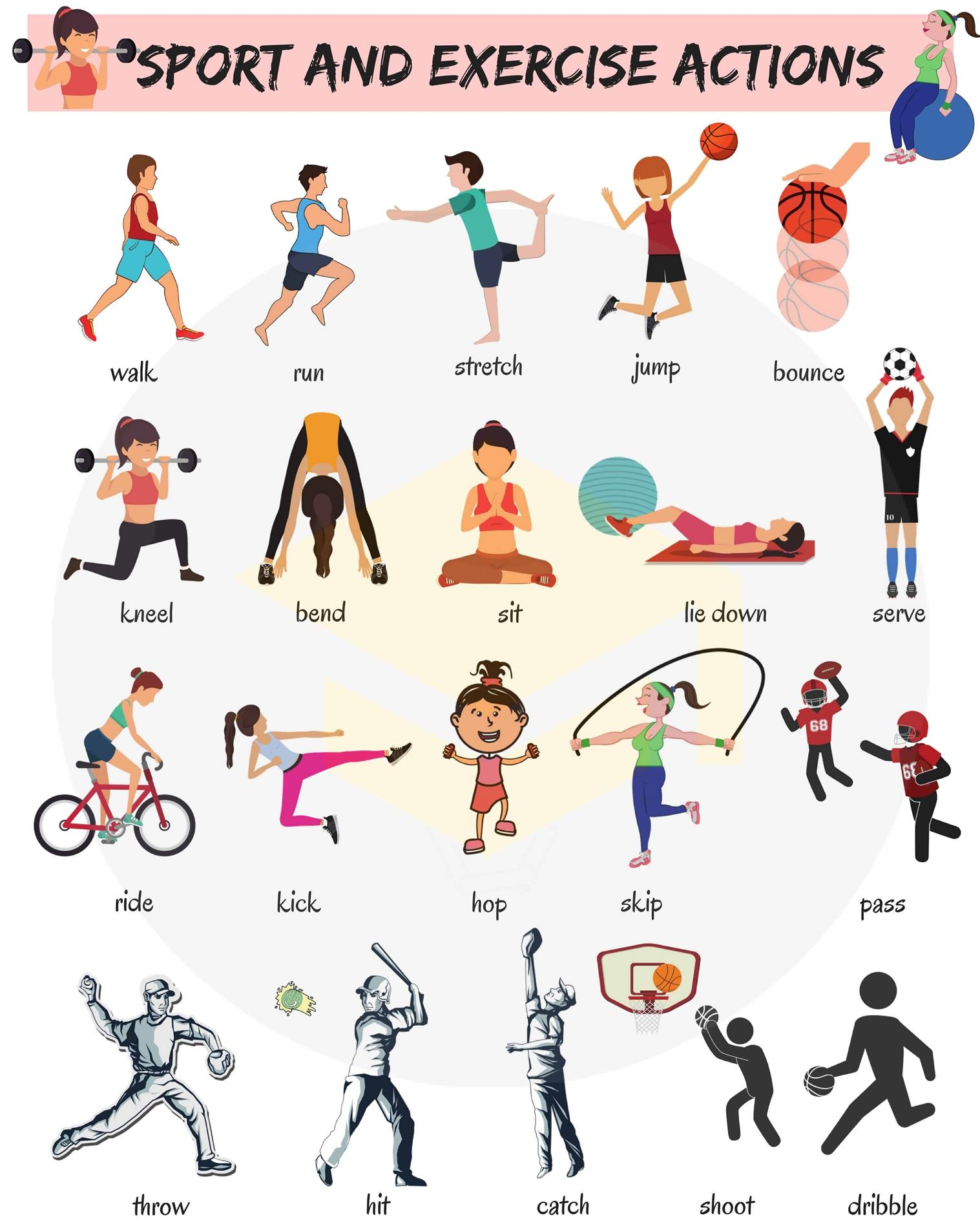Sport and Exercise Movements