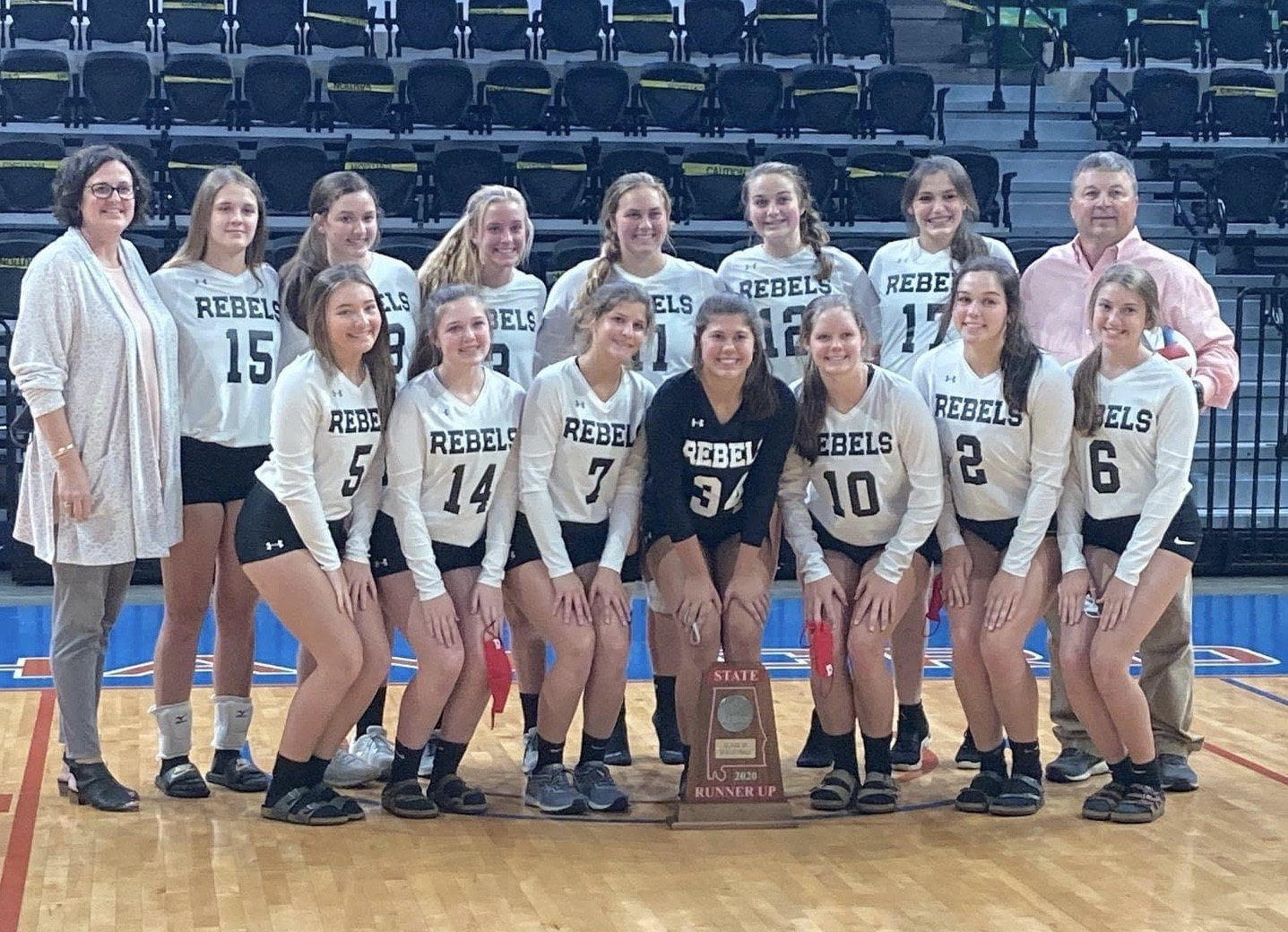 volleyball state