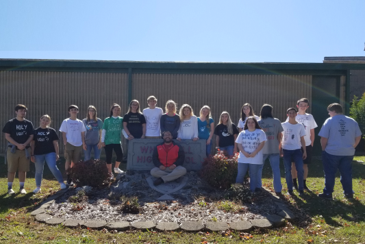 Chemistry Department - Mole Day - October 23, 2019