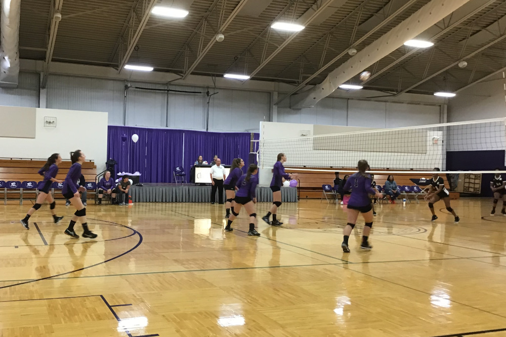 Volleyball Game 2