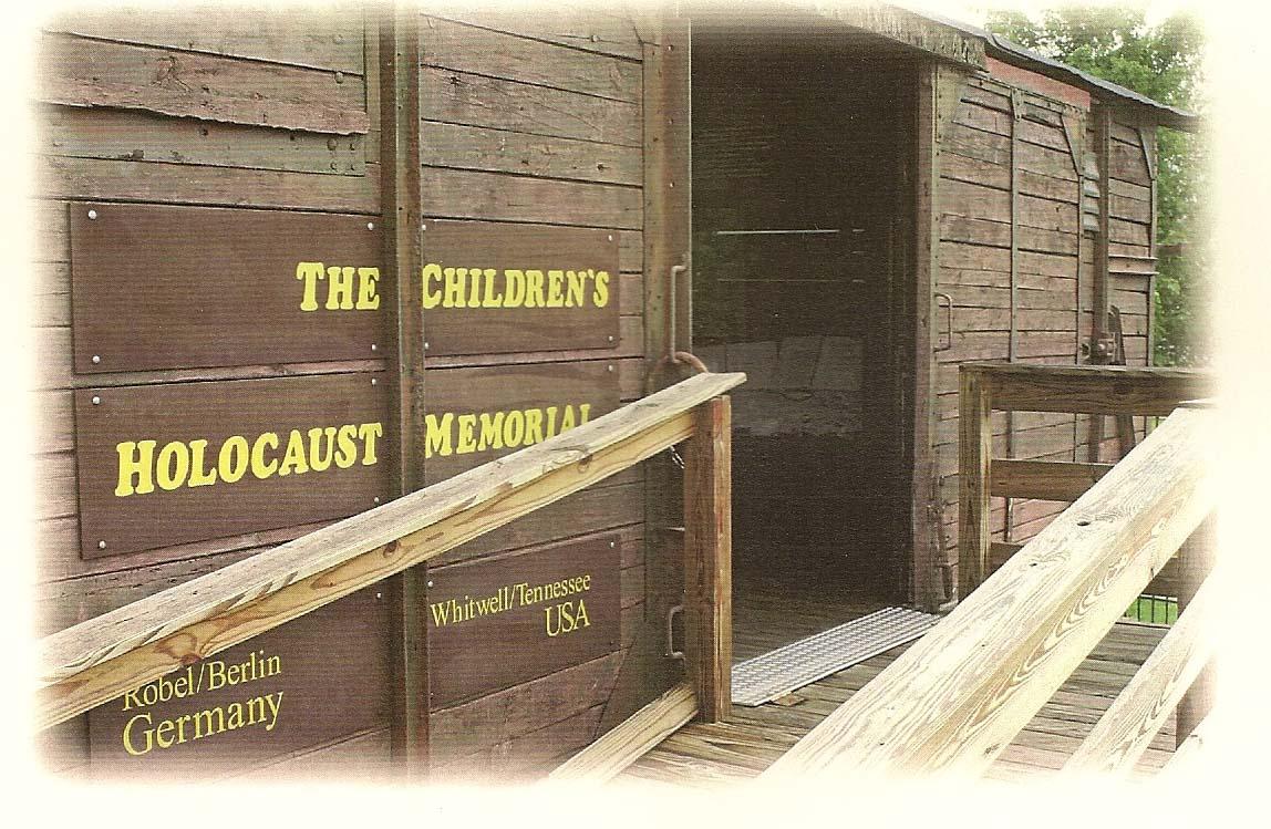 The Children's Holocaust Memorial