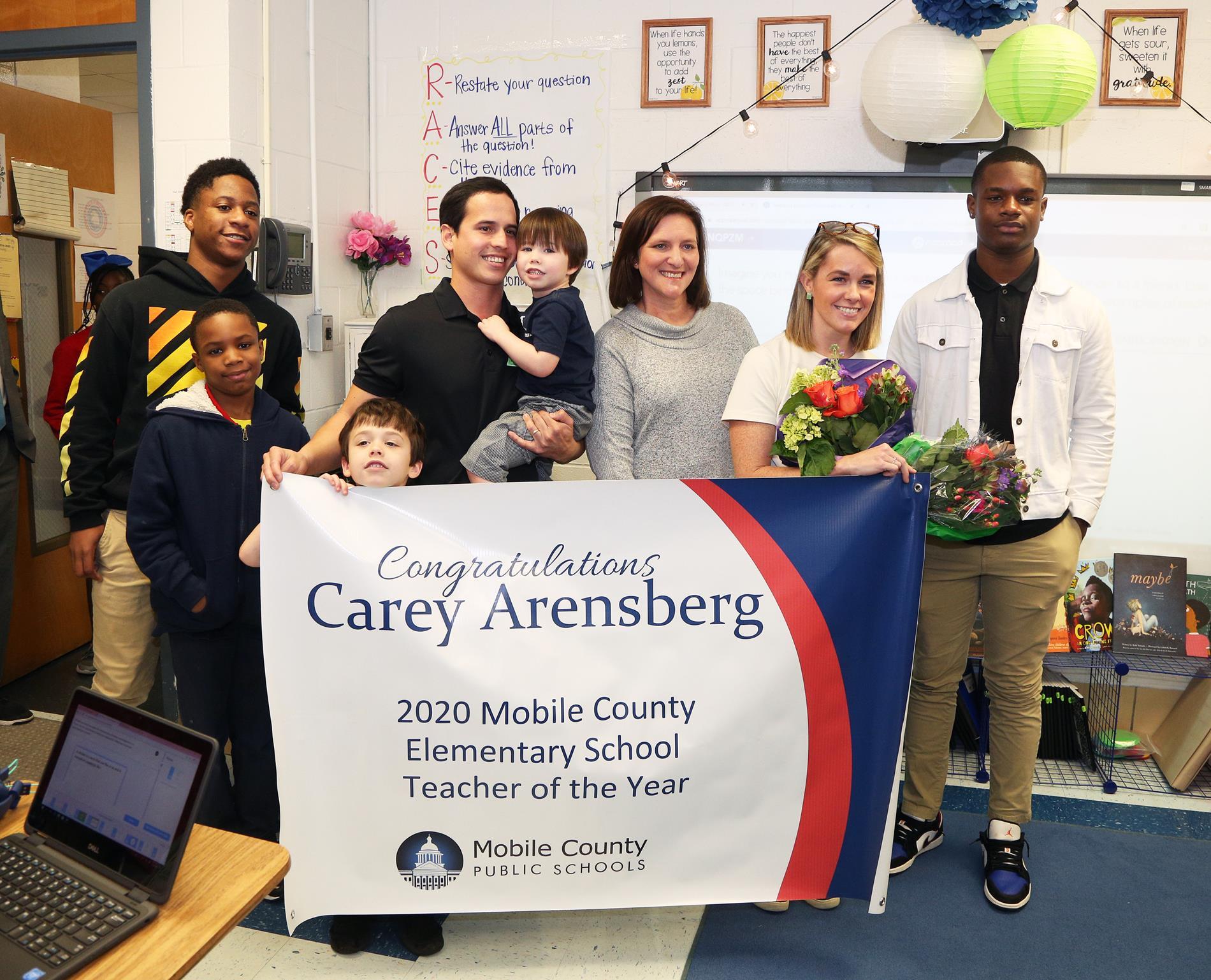 Carey Arensberg