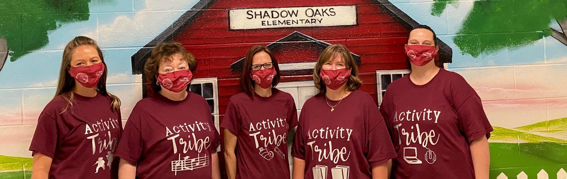 Activity teachers