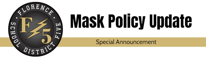 Mask Announcement