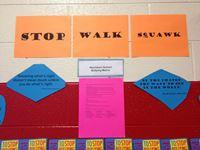Stop Walk Squawk