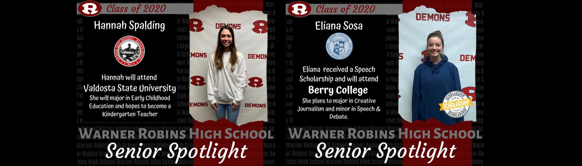 Senior Spotlight 4