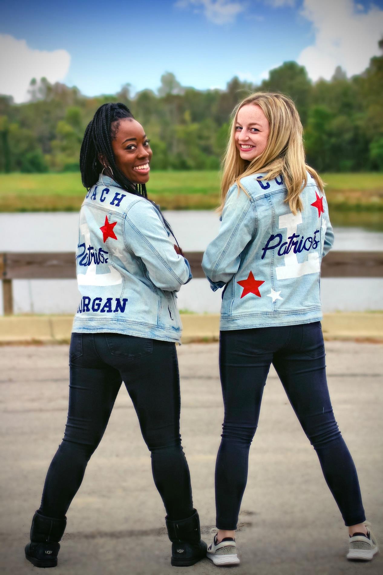 Coach Morgan & Miss A
