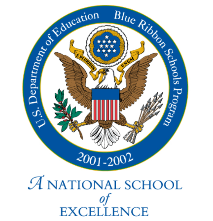 blue ribbon middle school