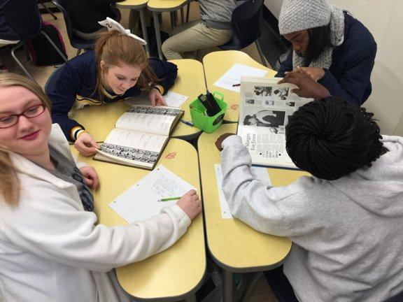 Analyzing artifacts 2