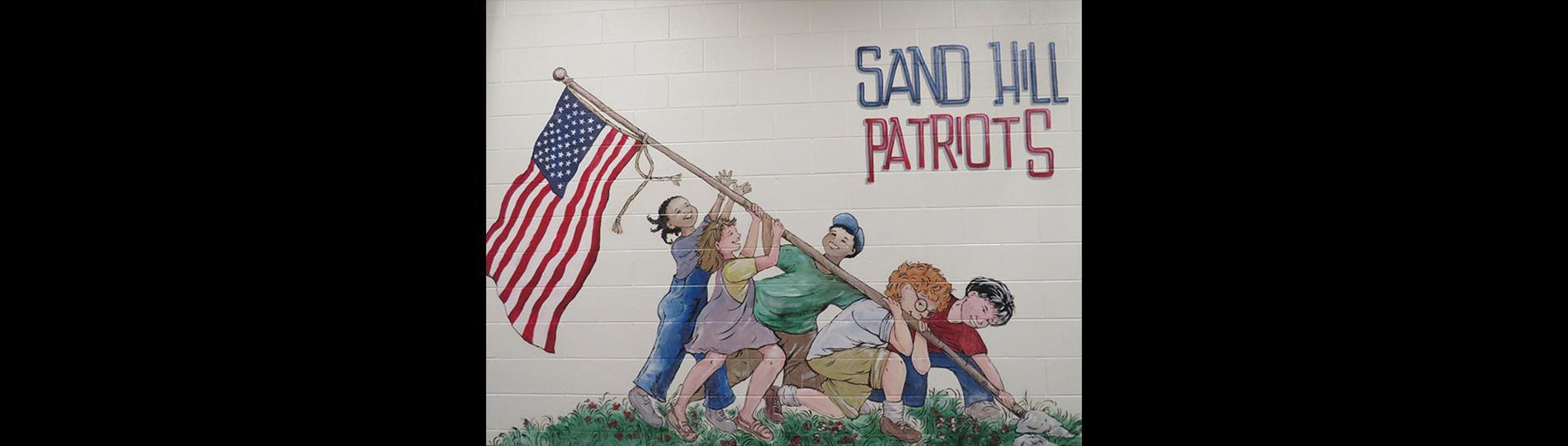 SHE Wall Mural
