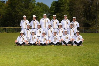 Baseball Varsity Team