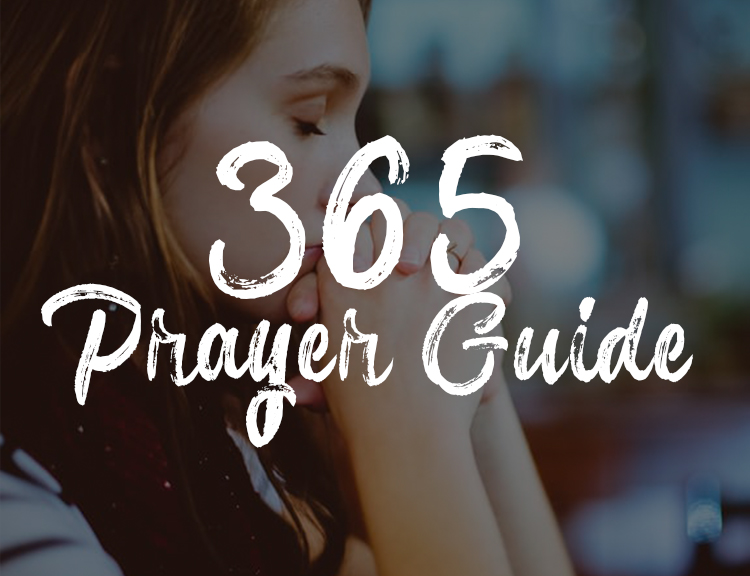 365 Prayer Guide
