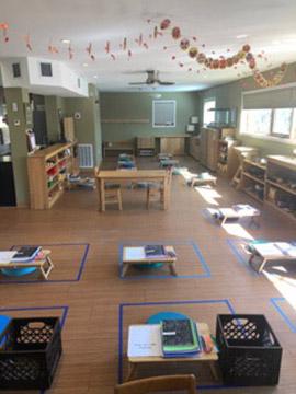 Pond Classroom 1