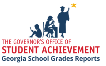 Georgia Schools Governor's Report