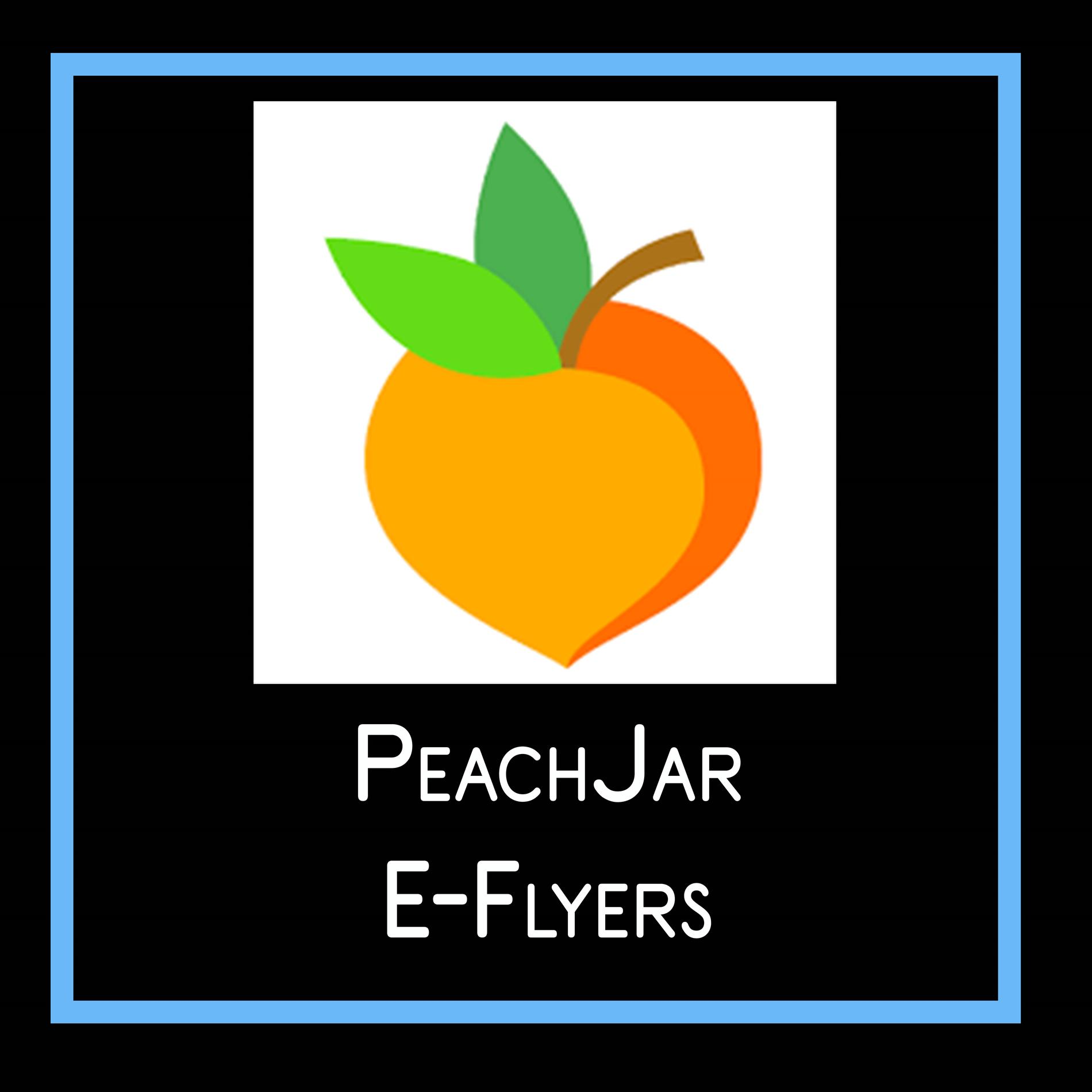 Link Button to PeachJar e-Flyers