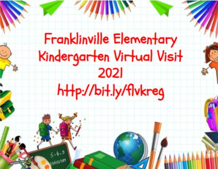 Kindergarten Virtual Visit