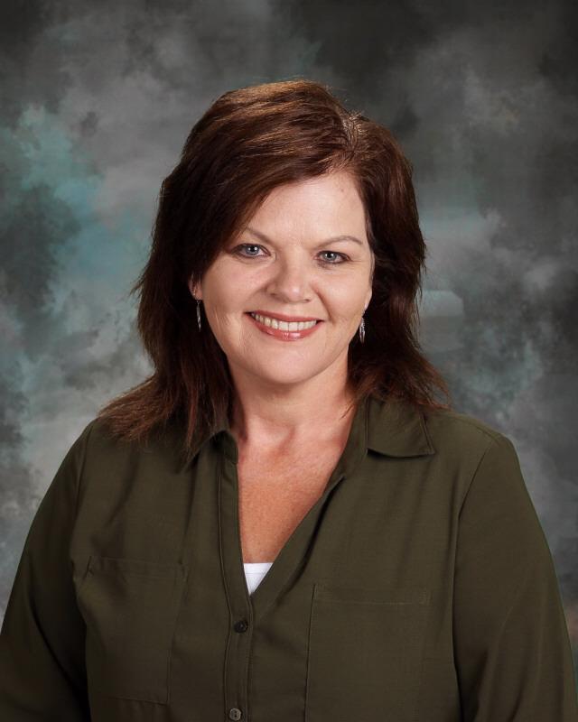 Brenda Burleson, 1st Grade Teachder