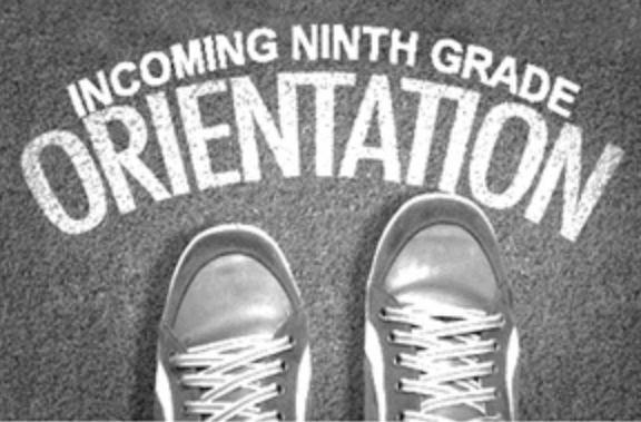 Incoming ninth grade orientation