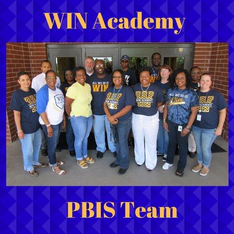 WIN Academy PBIS Team