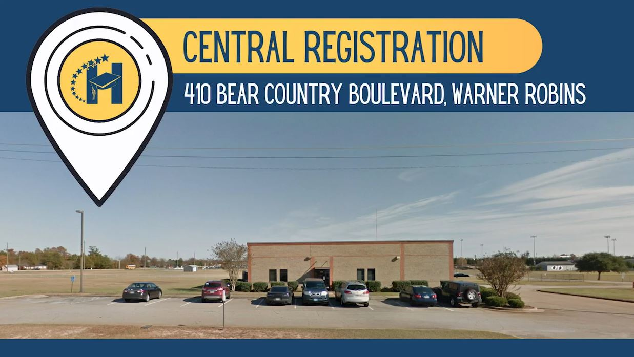 Central Registration Location
