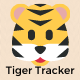 Tiger Tracker tiger Face