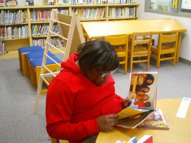 Regional School Readers