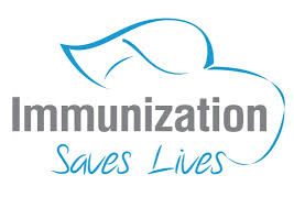 Immunization Logo (Immunizations Saves Lives