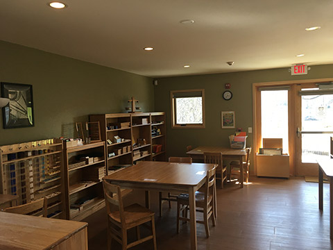 Marsh Classroom 1