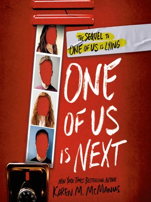 Sequel to One of Us is Lying