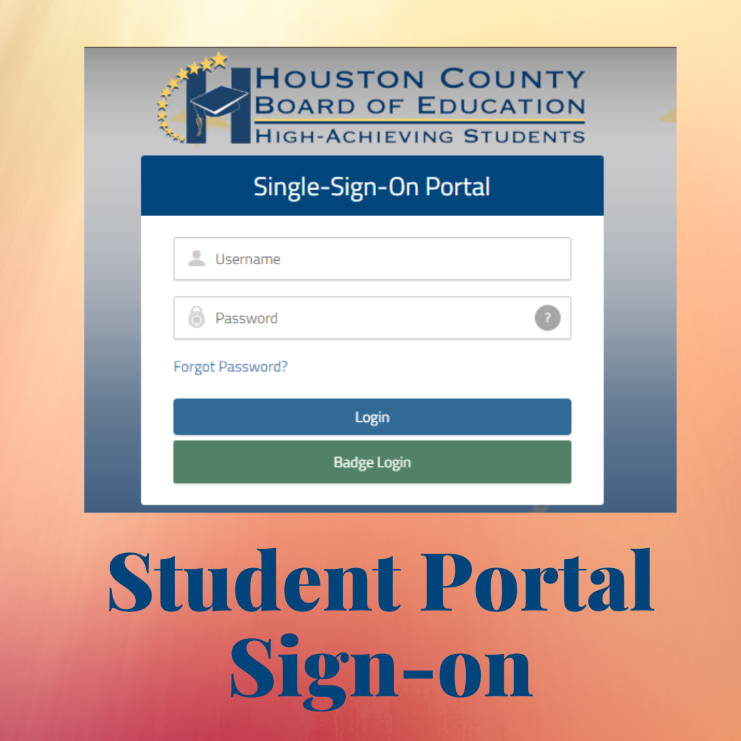 student portal sign on