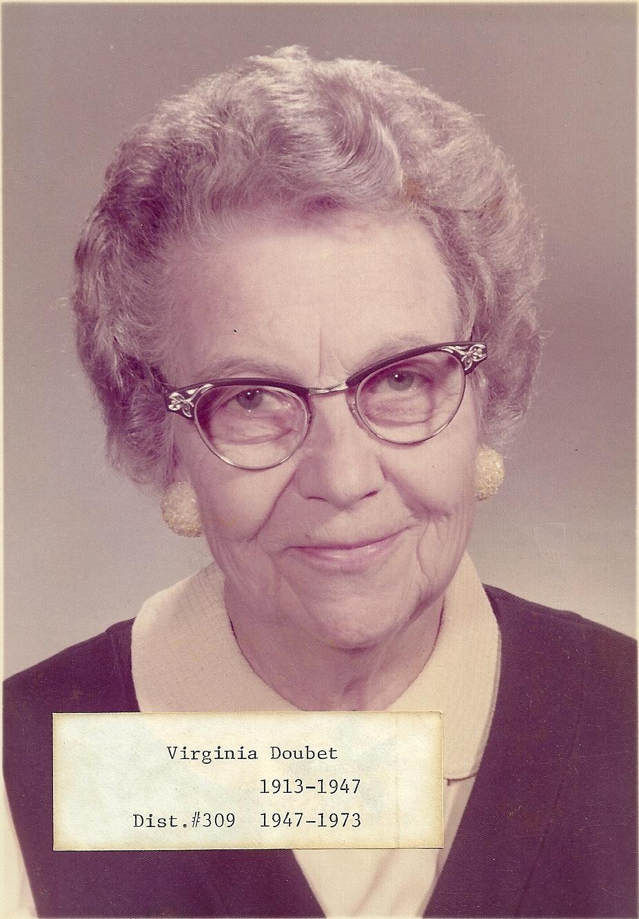 Virginia Doubet