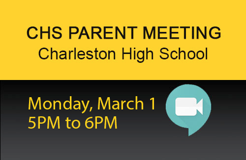 CHS Parent Meeting