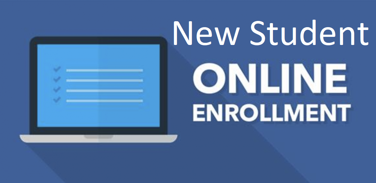 New Student Enrollment Logo