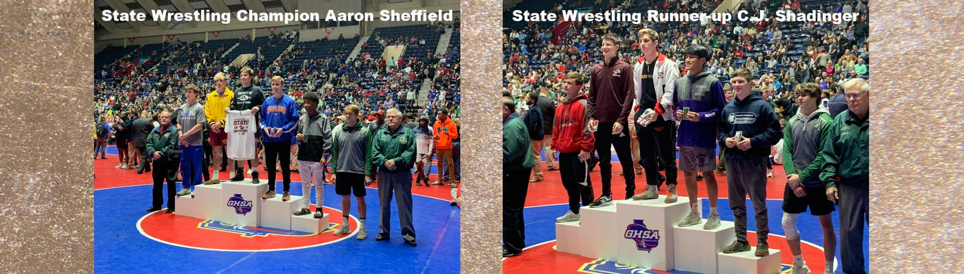 State Wrestling Champions