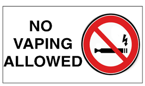Possession or use of vapes, dabs, or similar products:  1st offense is 5 days OSS 2nd offense is 10 days OSS & Possible Tribunal Hearing (offenses go by school year, not calendar year)