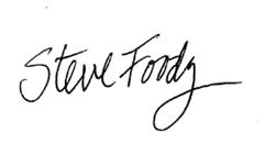 Steve Foody Signature