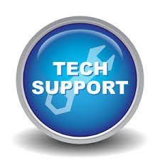 Tech Support Logo