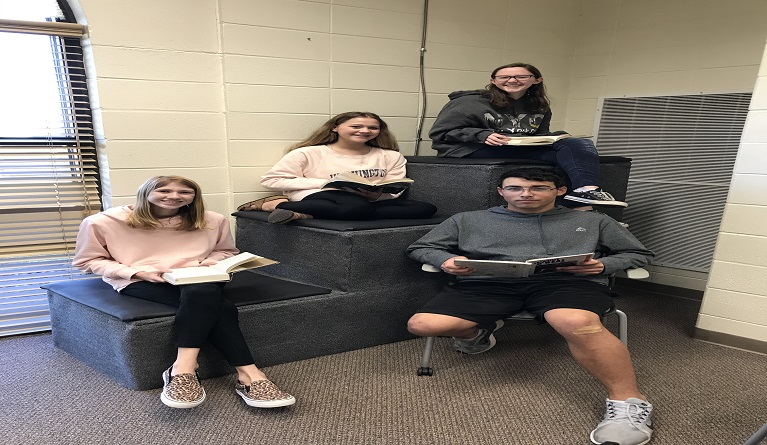 More flexible seating