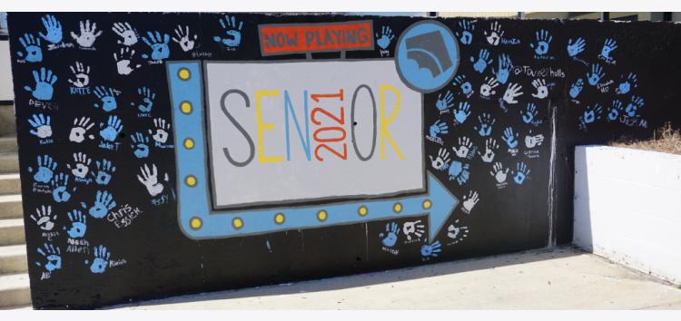 Senior Wall