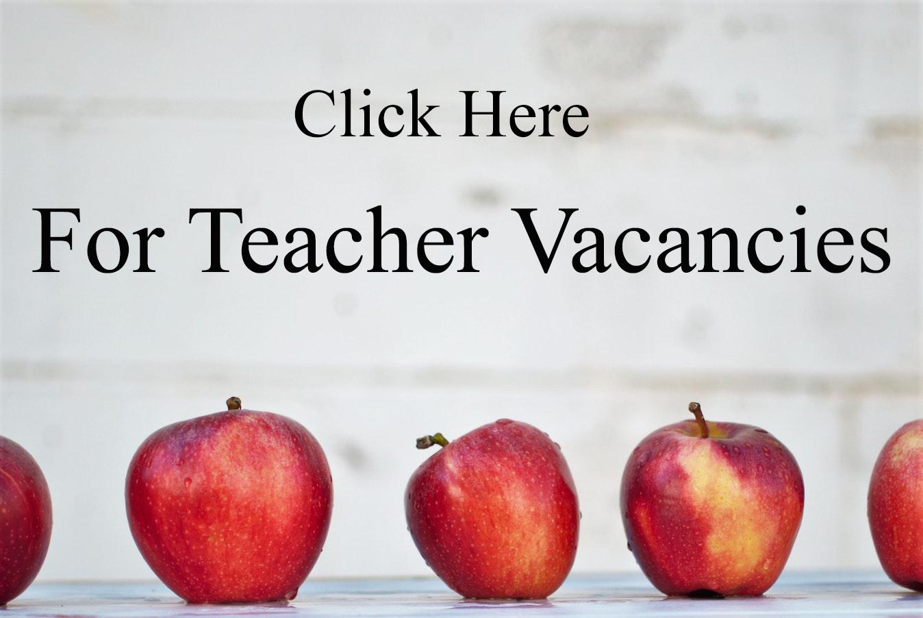 Teacher Vacancies