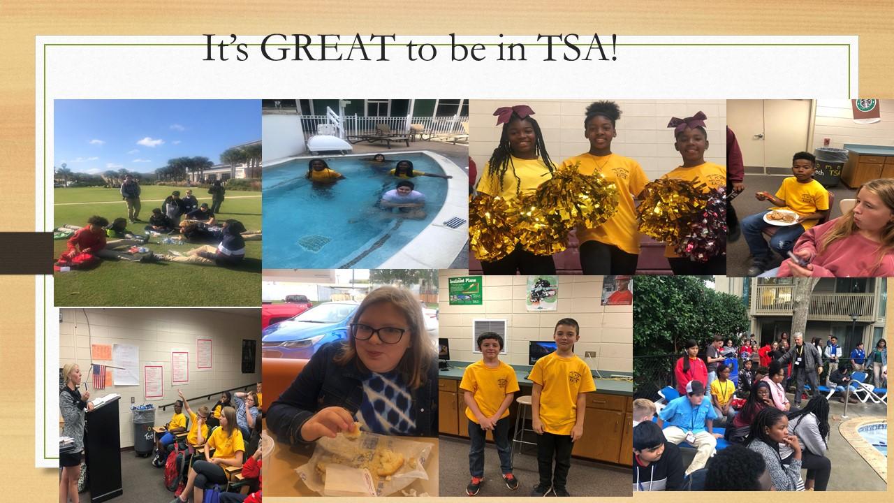 TSA Activities