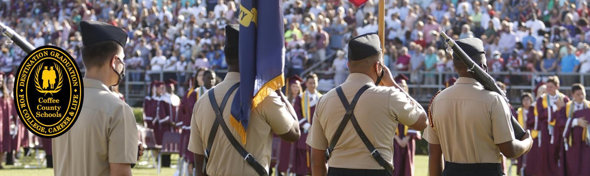 CHS NJROTC Cadets