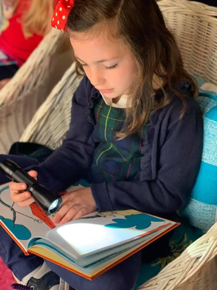 Annual Classroom Read-a-thon