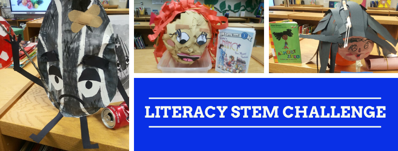 Literacy STEM Challenge